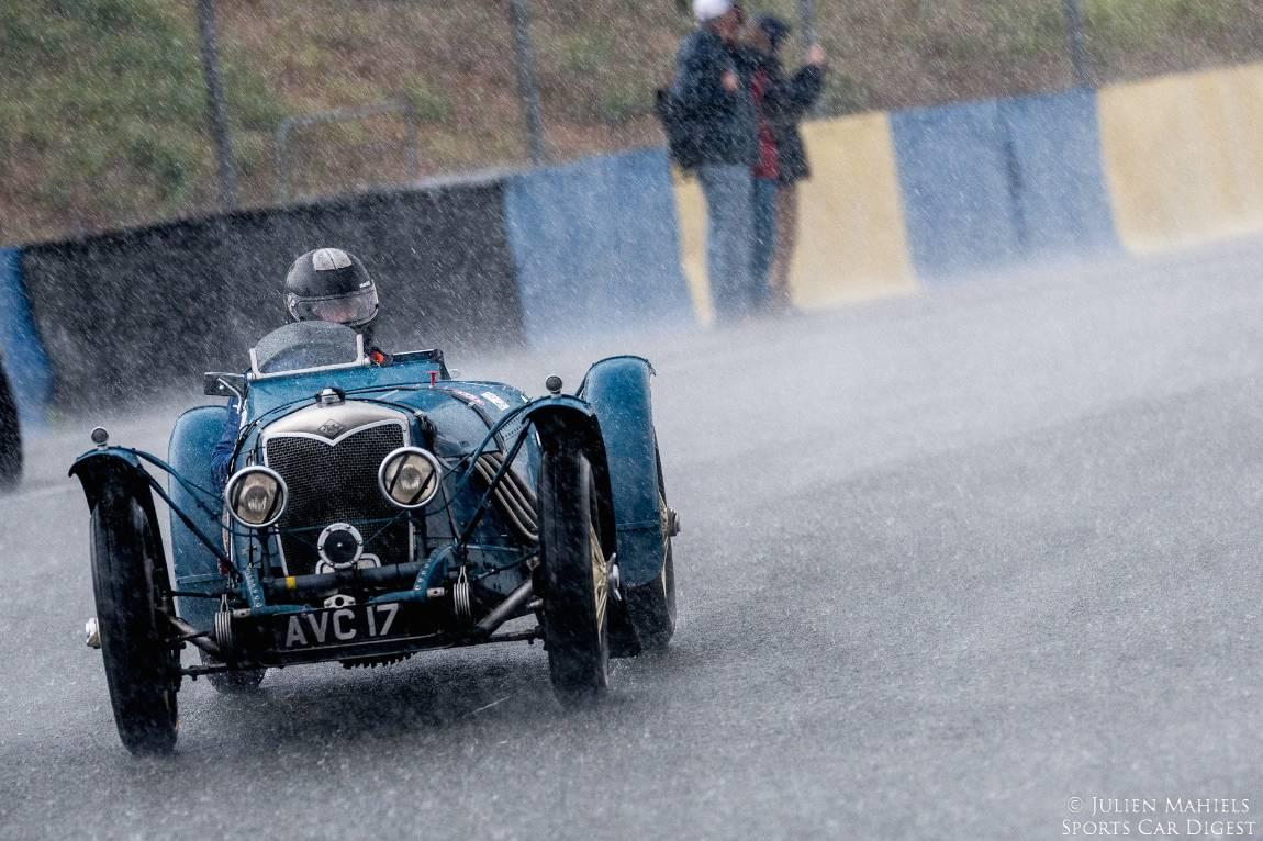 1935 Riley TT Sprite