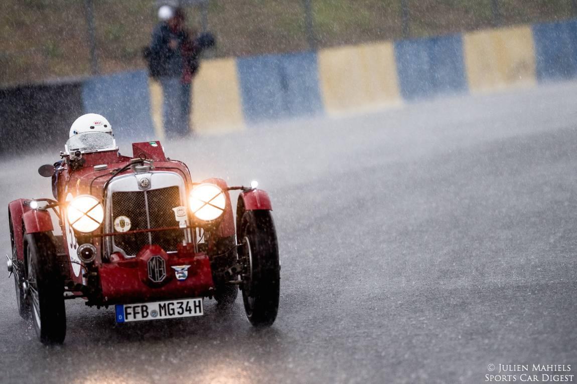 1934 MG Magnette K3
