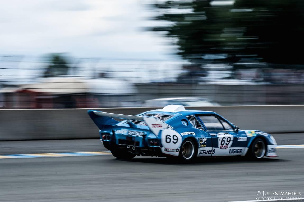 1970 Ligier JS 2 DFV