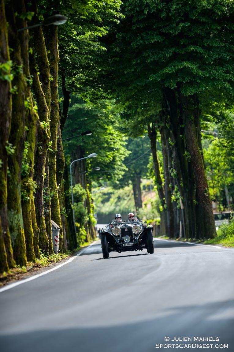 1929 Aston Martin Le Mans