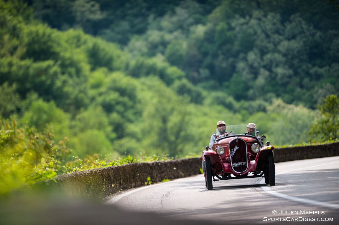 1934 Fiat 508 S Coppa d'Oro Balilla Sport