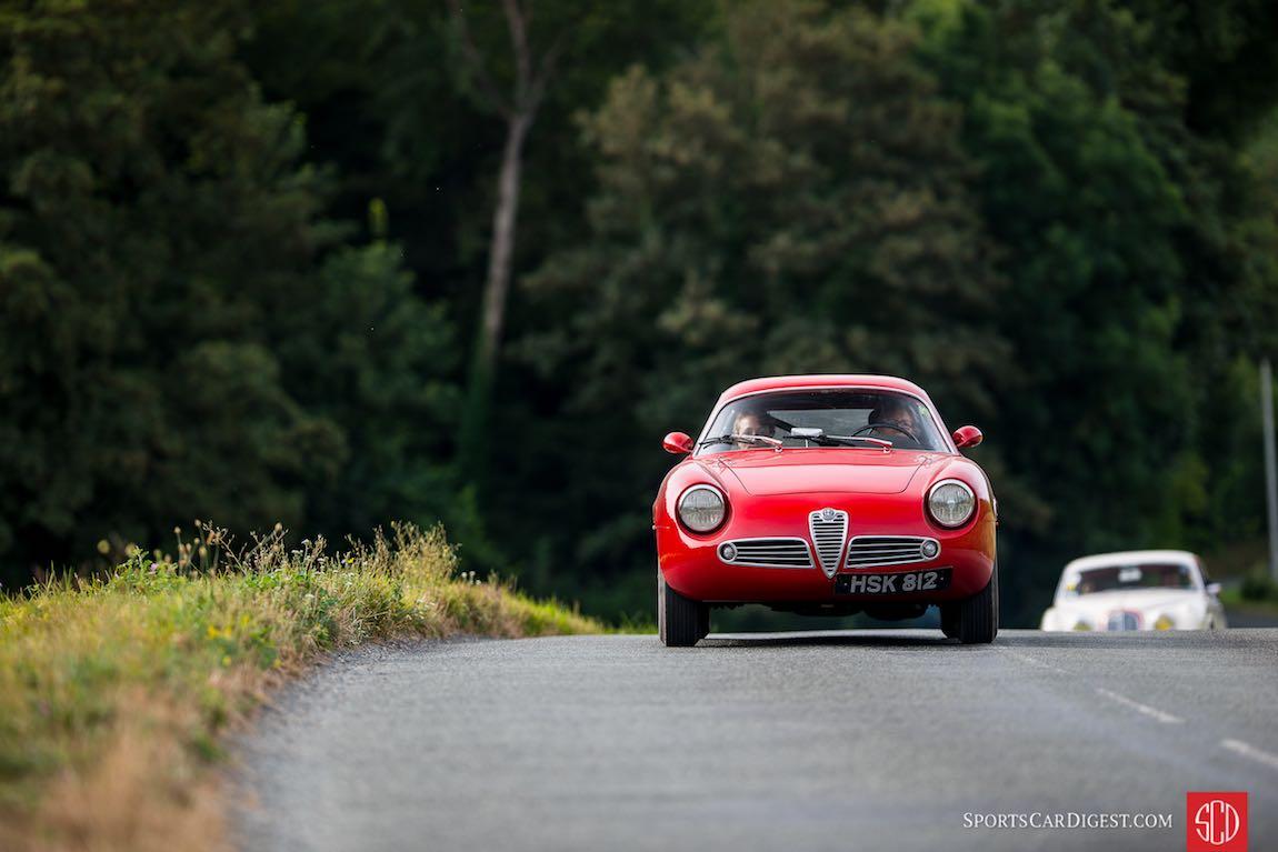 Alfa Romeo Sprint Zagato 1961