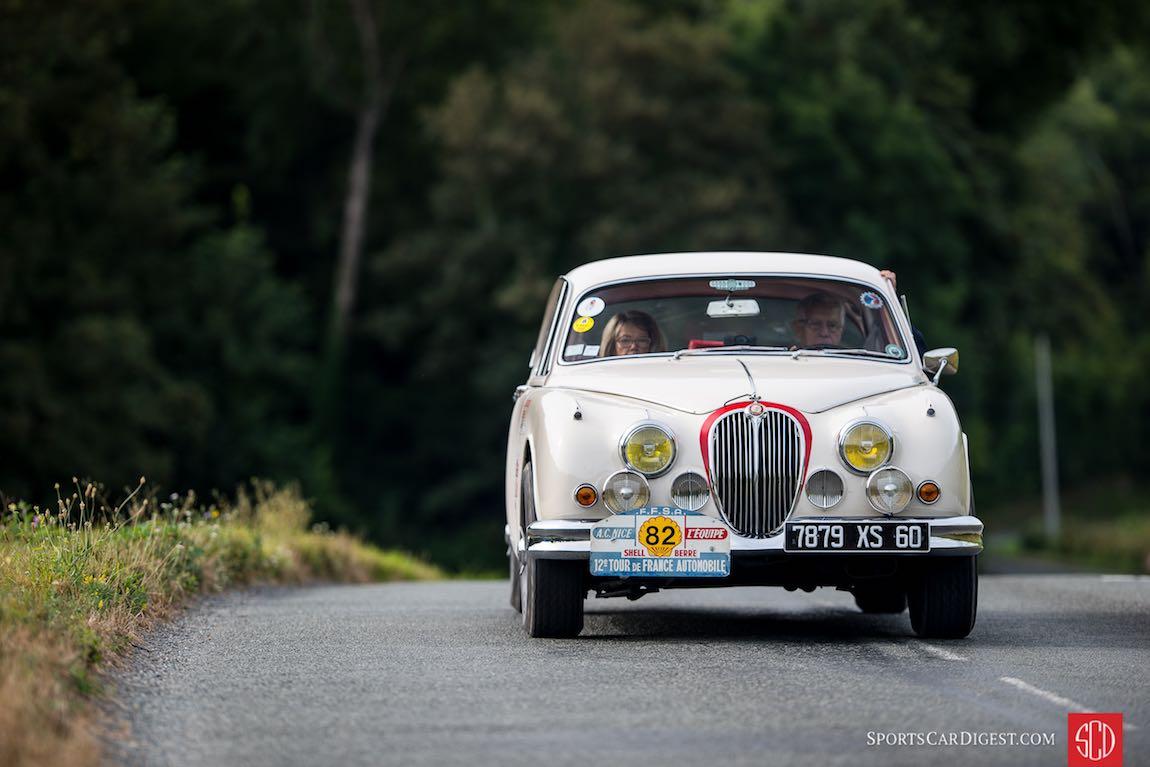 1963 Jaguar Mk II Tour de France