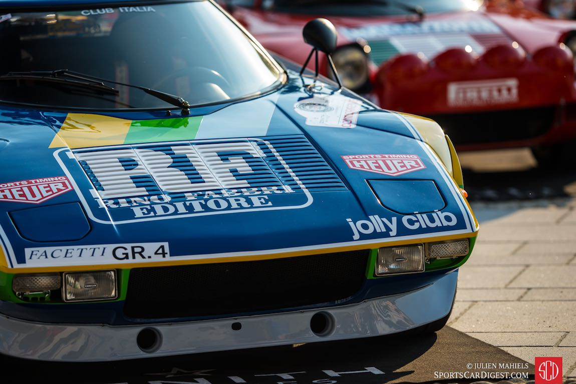 Lancia Stratos World Meeting 2016