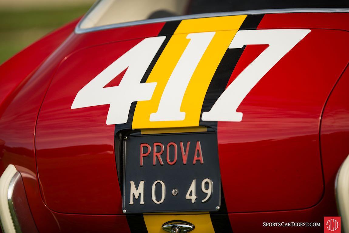 1957 Ferrari 250 GT LWB Berlinetta Competizione 'Tour de France'