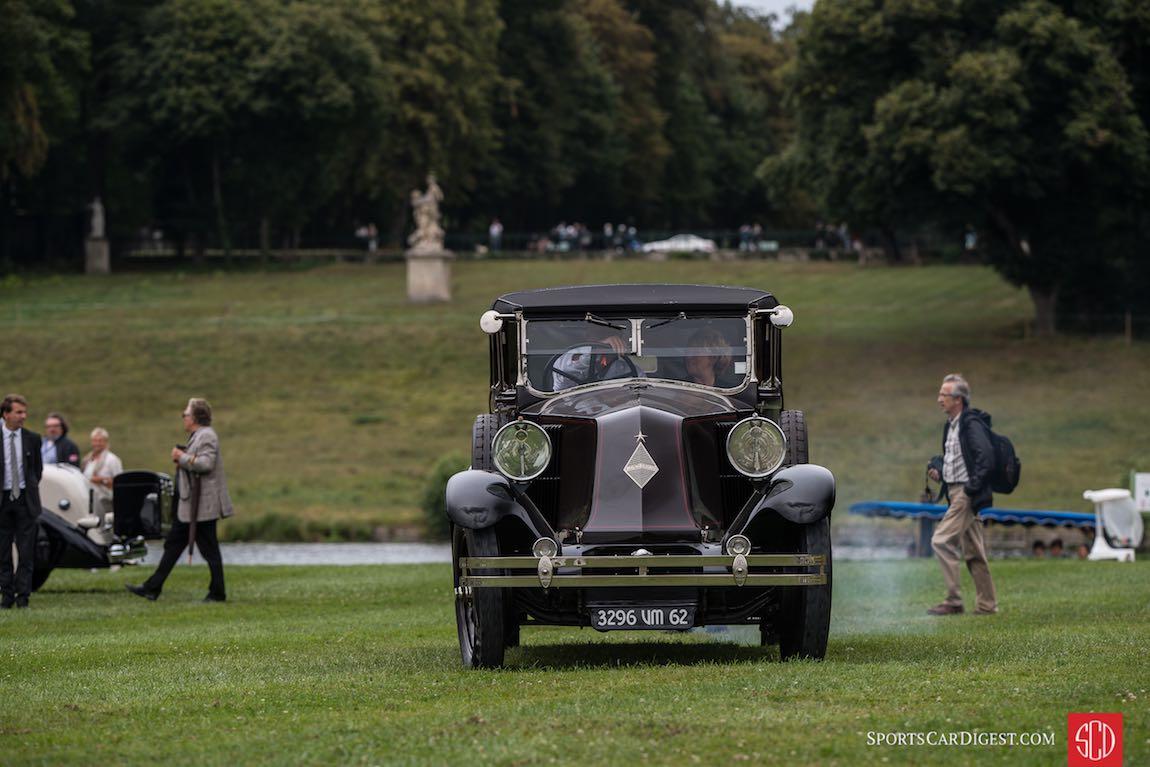 1927 Renault Type NM 40CV Decouvrable