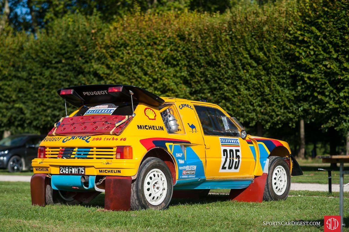 1987 Peugeot 205 T16 Grand Raid