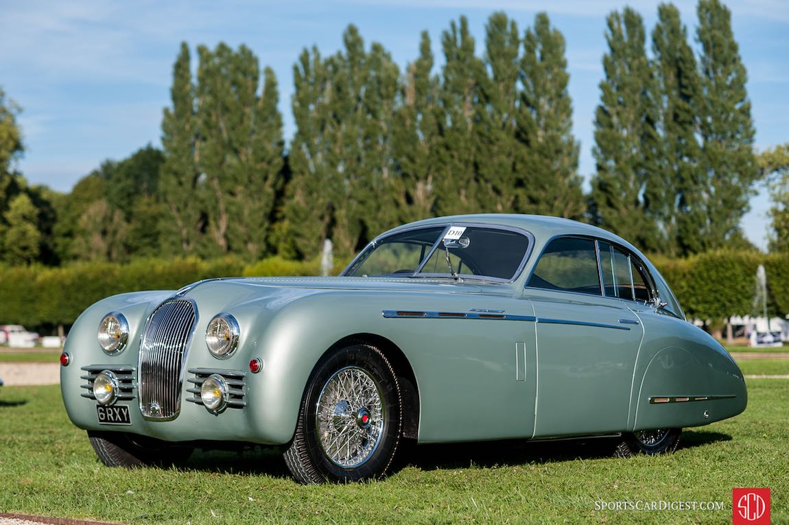 1950 Talbot Lago T26 Grand Sport Coupe Saoutchik