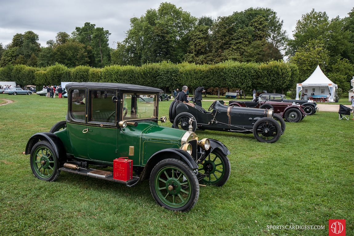 Wolseley HP10 Doctor's Coupe 1922