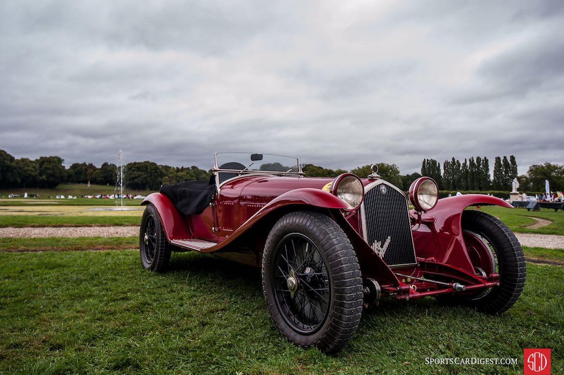 1932 Alfa Romeo 8C 2300 Spider