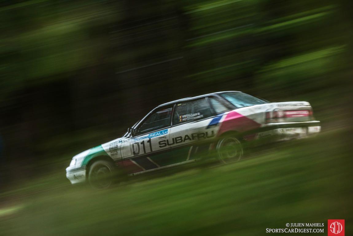 Subaru Legacy 4WD Turbo