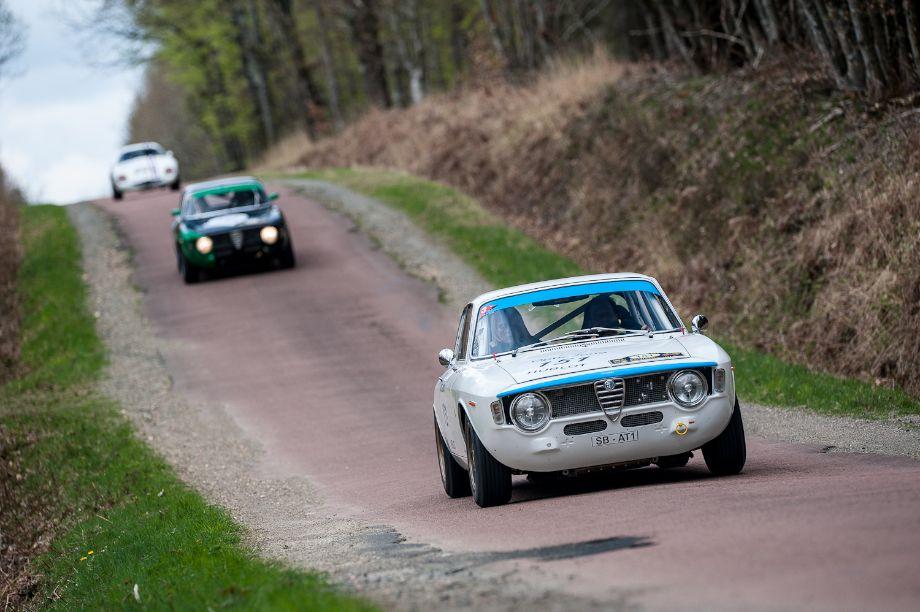 1965 Alfa Romeo 1600 GTA