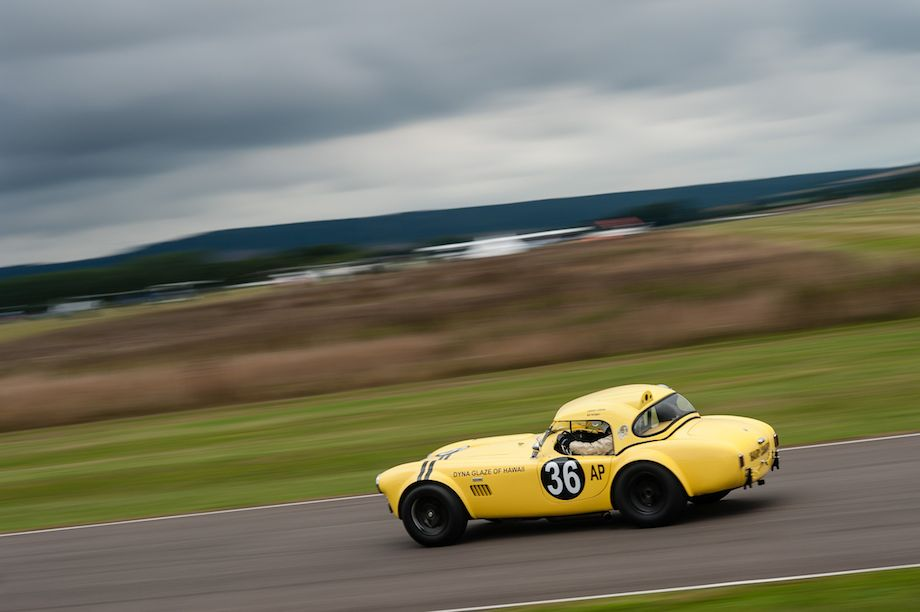 AC Cobra 289 'Hairy Canary'