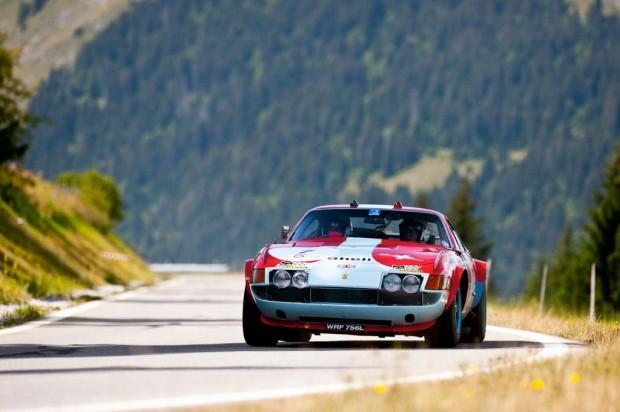 1972 Ferrari 365 GTB4 Daytona Group IV Competition