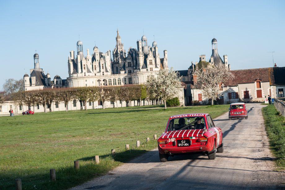 1970 Lancia Fulvia 1600 HF and 1965 Morris Mini Cooper S