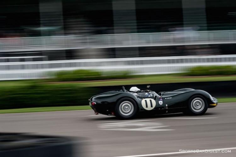 Lister-Jaguar Knobbly