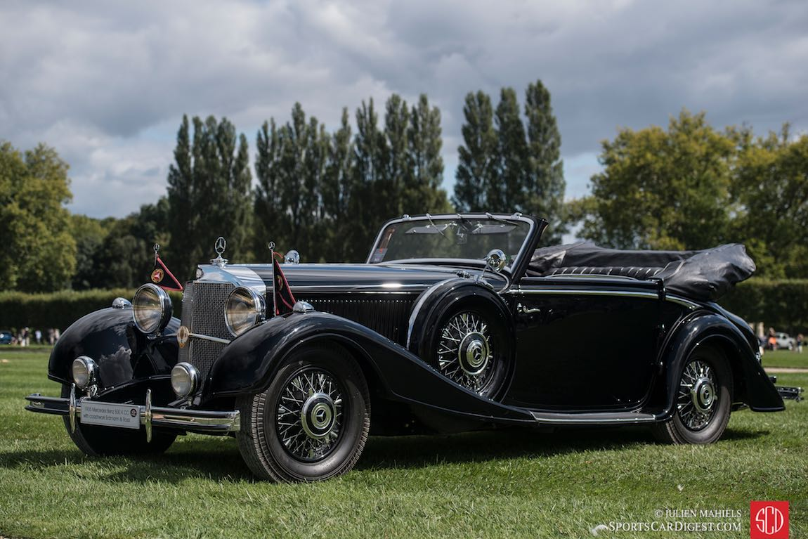 chantilly concours d 39 elegance 2015 photos results