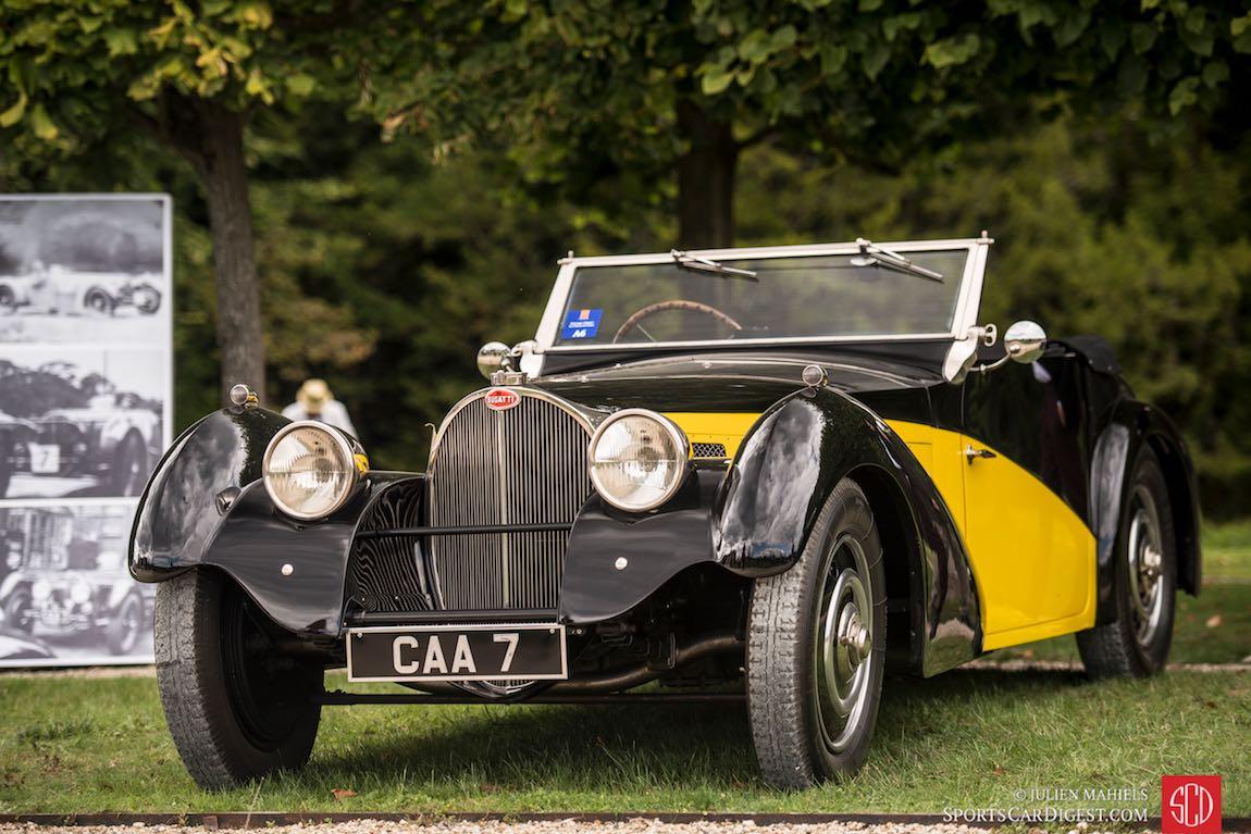 1937 Bugatti Type 57 S Corsica
