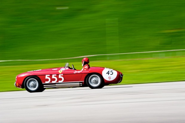 1951 Ferrari 212 Export Barchetta serial number 0102E