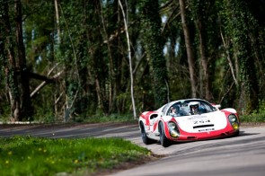 Prototype Porsches will be featured at 2013 Tour Auto (photo: Julien Mahiels)