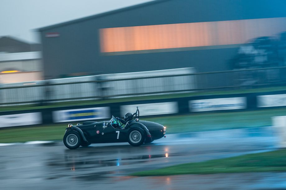 Frazer Nash Le Mans Replica