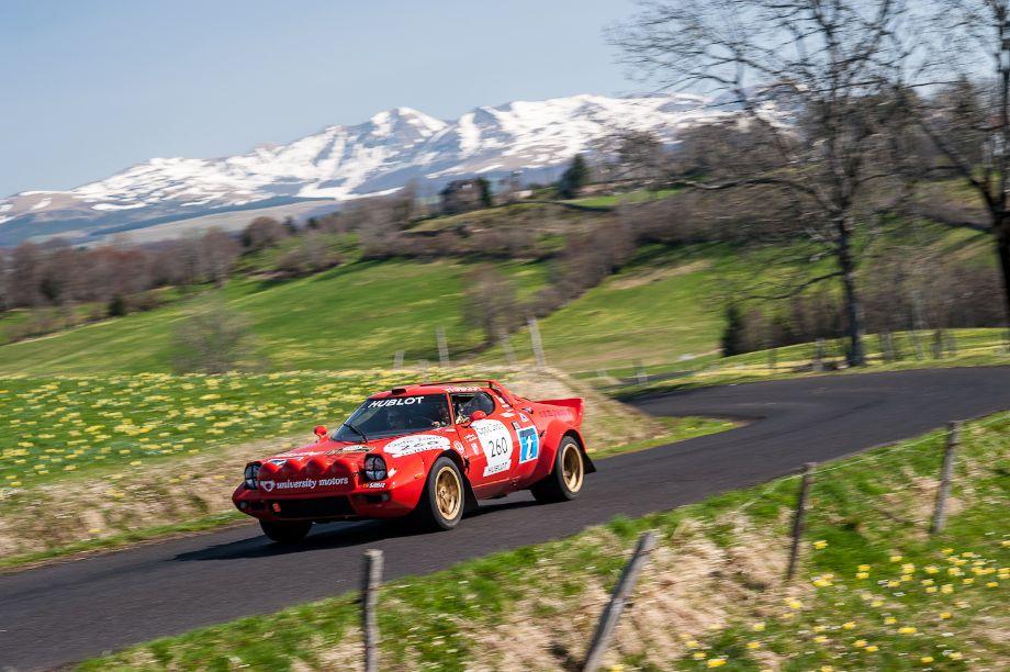 1974 Lancia Stratos Group IV