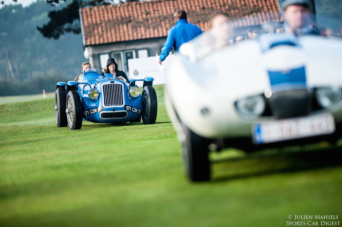 1947 Delage D6 3-Litre Competition Dual-Purpose Grand Prix-Sports-Racing Biplace, Chassis 880003