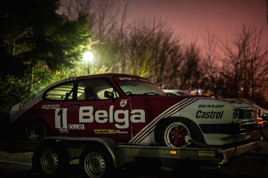 Belga Ford Capri 3.0