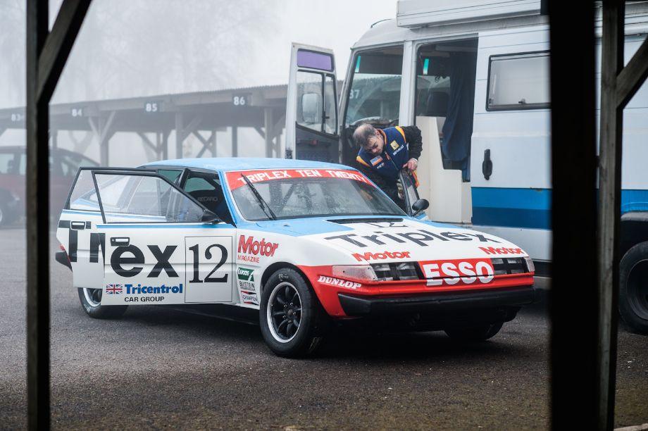 Triplex Rover SD1