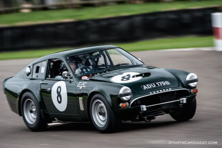 Sunbeam Lister Tiger