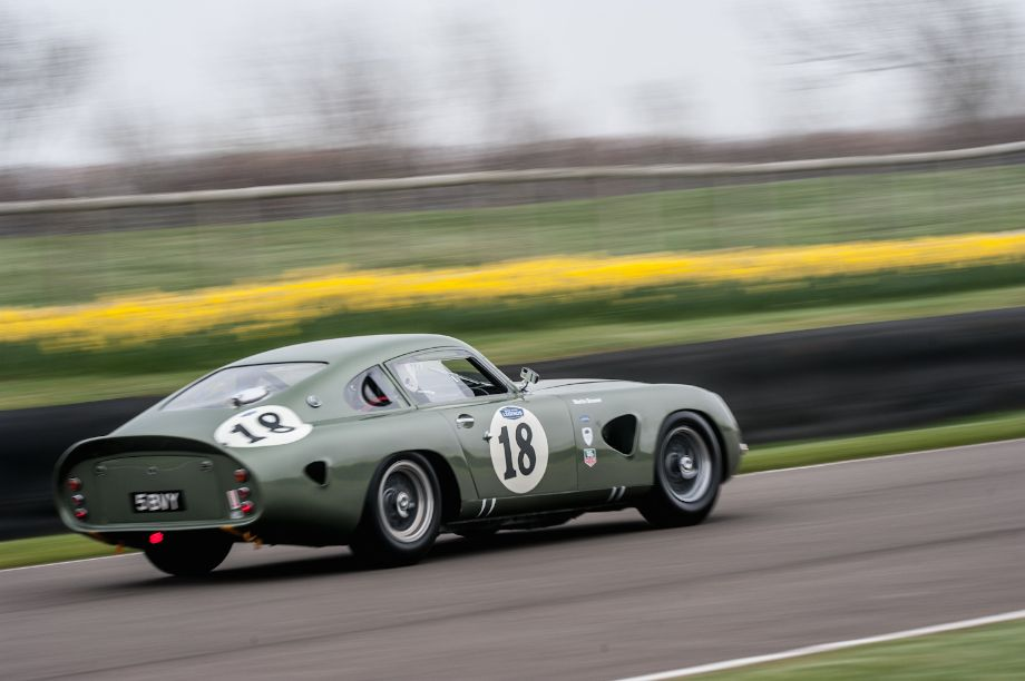 Aston Martin Project 214