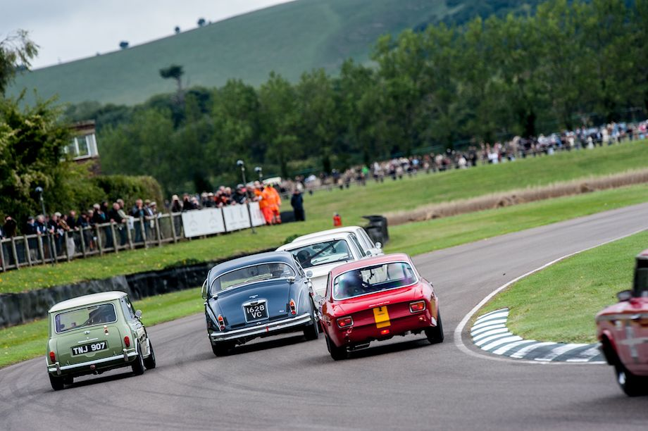 St. Mary's Trophy Race for pre-1966 saloon cars