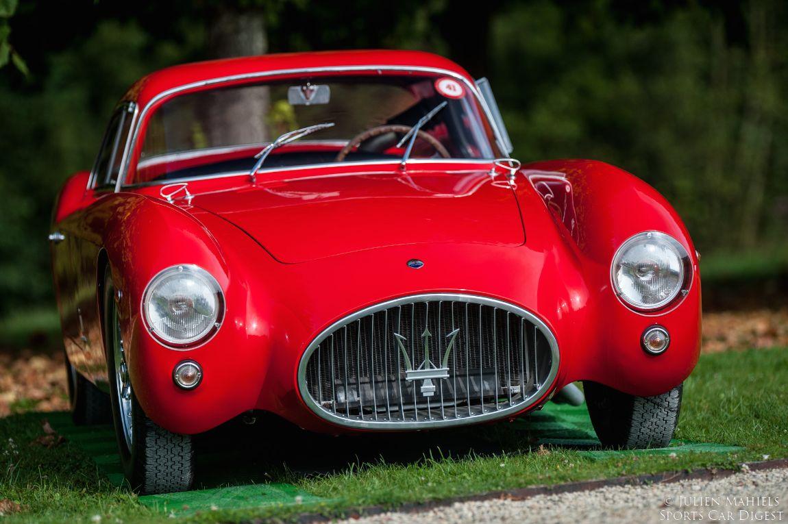 1953 Maserati A6 GCS Berlinetta by Pinin Farina