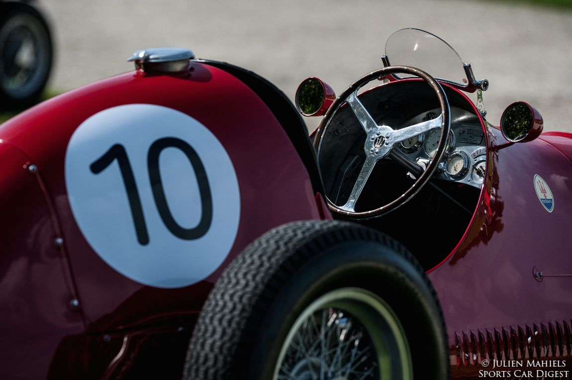 1957 Maserati 250F from the Schlumpf Collection
