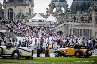 Chantilly Concours d'Elegance 2014