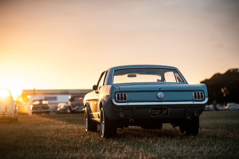 Behind the Scenes at 2013 Goodwood Revival