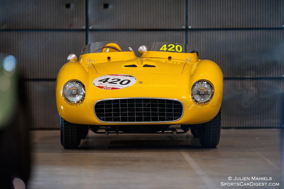 1956 Ferrari 500 Mondial Spider Scaglietti