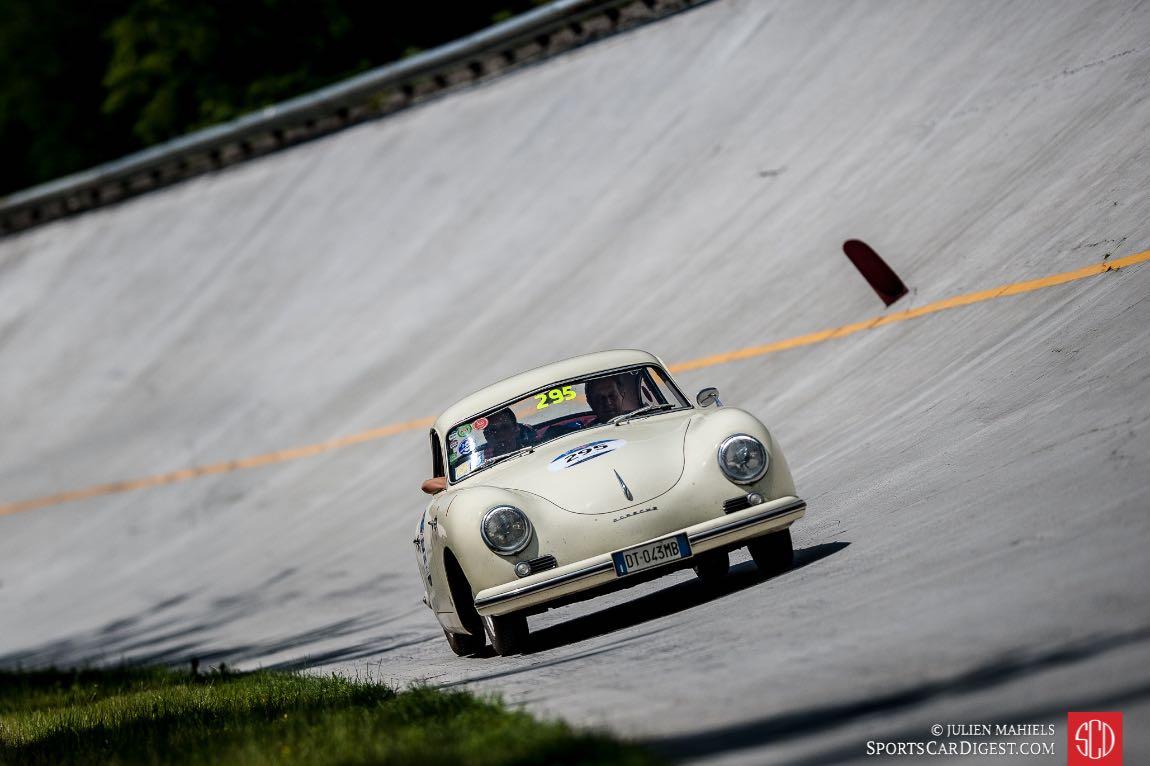 1954 Porsche 356 1500 Coupe