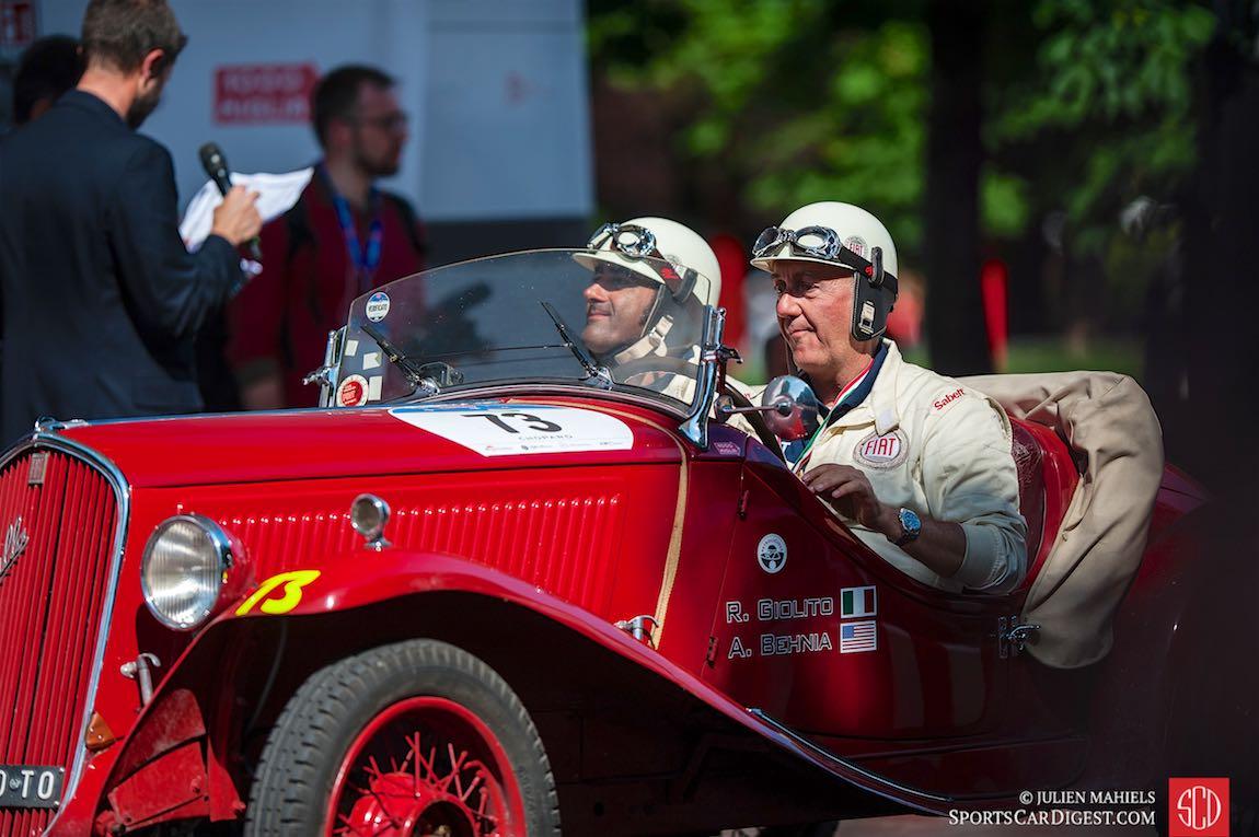 1934 Fiat 508 CS Coppa d'Oro Ballila Sport