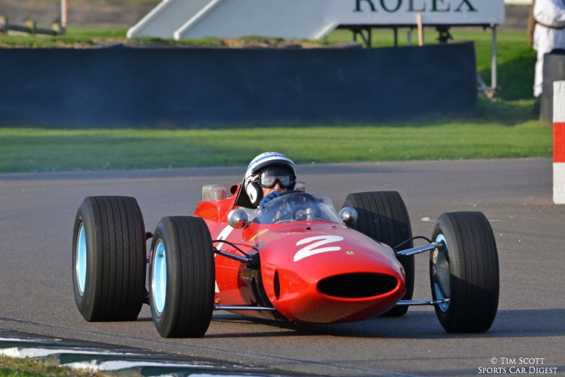 John Surtees at 2014 Goodwood Revival