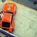 Orange Reunion – Porsche 911 Carrera RSR