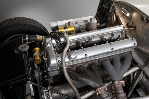 Jaguar C-Type Engine