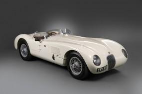 Jaguar C-Type XKC-015