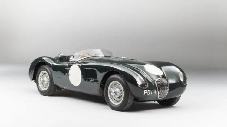 Jaguar C-Type, chassis XKC 047