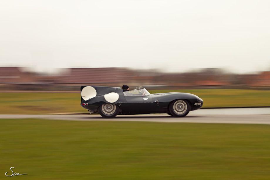 1956 Jaguar D-type long nose 393RW