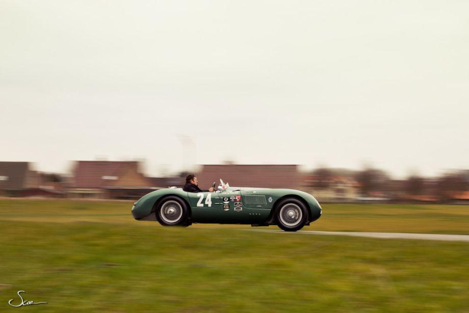 1952 Jaguar C-type chassis XKC-004