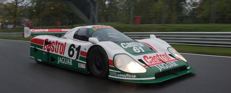 Jaguar XJR-9 Track