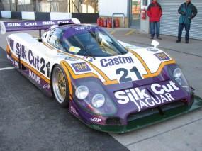 Silk Cut Jaguar XJR9