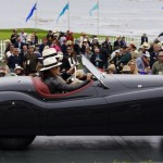 Jaguar XK120 Wins at Pebble Concours 2012