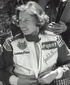 Janet Guthrie, 1976